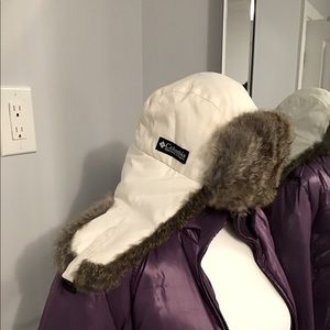 Columbia winter hat